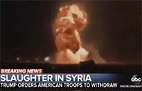 TV americana emite vídeo falso de ataque turco na Síria