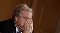 Guterres alerta que a ONU está perto da bancarrota