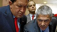 Actas de negócios entre Sócrates e Hugo Chávez 'desapareceram'