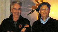 Bill Gates encontrou-se várias vezes com Jeffrey Epstein