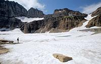 """Parque removeu placas indicando """"estes glaciares estarão derretidos em 2020"""""""
