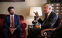 Marcelo pede a Ventura para não se candidatar à presidência