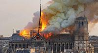 3000 igrejas e monumentos cristãos foram atacados na Europa em 2019