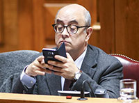 Ex-ministro não estranhou farsa de Tancos porque vê muitos filmes policiais