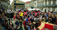 Centenas manifestaram-se em Viana contra extracção de lítio