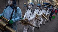 China sabia do vírus desde Novembro
