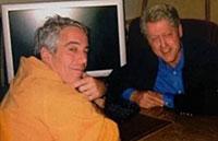 Bill Clinton foi visto na 'ilha pedófila' de Epstein