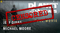 YouTube censura documentário de Michael Moore