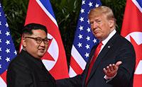 Trump nomeado para o Prémio Nobel da Paz – e não é a primeira vez