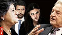 """Os eurodeputados portugueses """"aliados de confiança"""" de George Soros"""